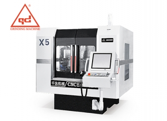 X5 5 Axis CNC Tool Grinding Machine