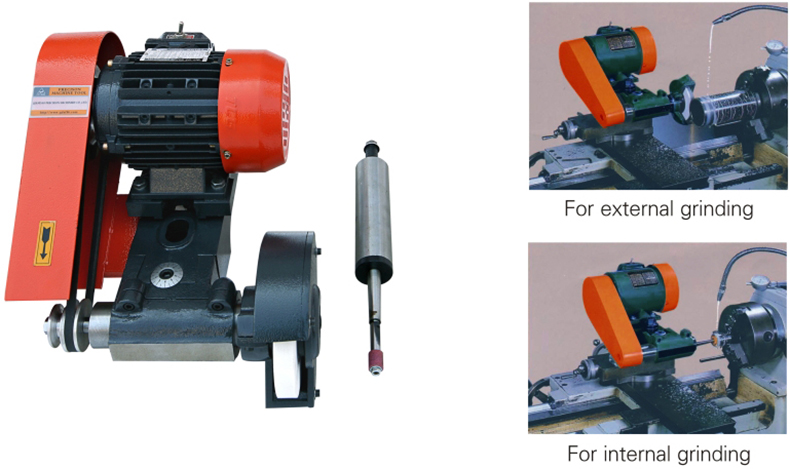GD-125 Lathe Internal And External Diameter Grinding Machine