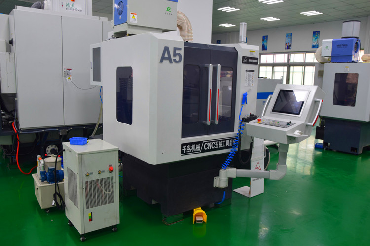 A5 5 Axis CNC Tool Grinding Machine