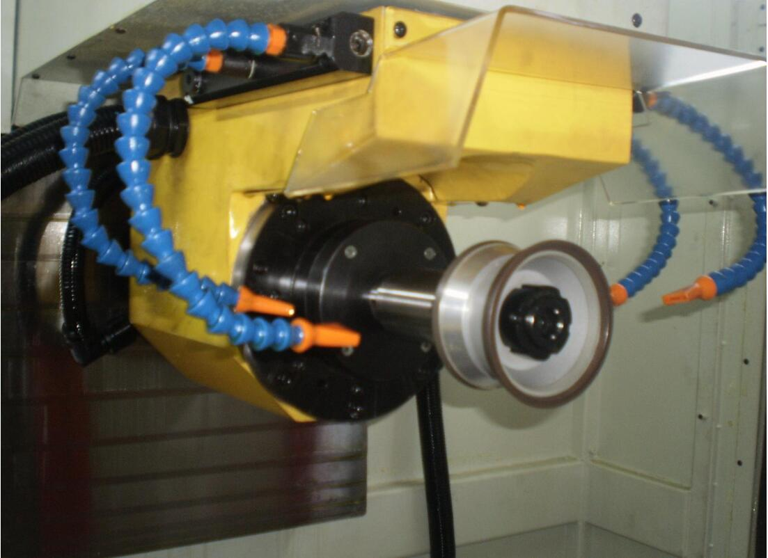 GD-100B 4-axis CNC tool grinder
