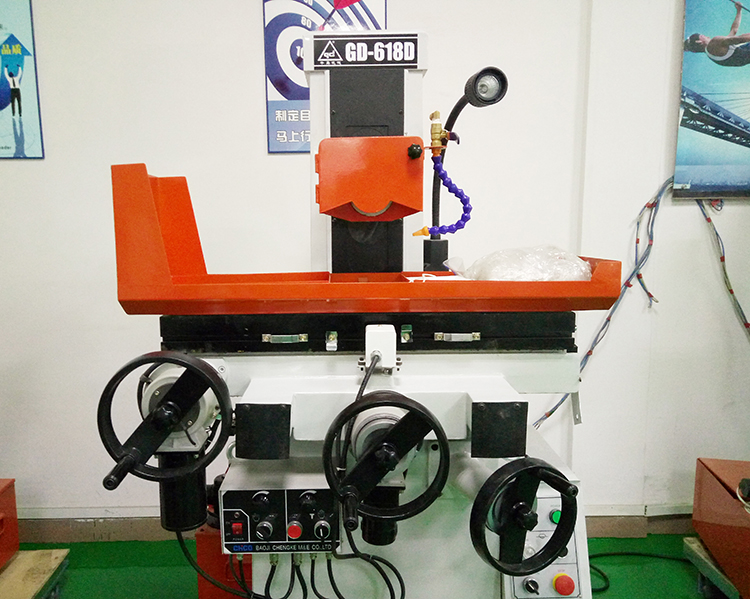 GD-618D electric surface grinding machine