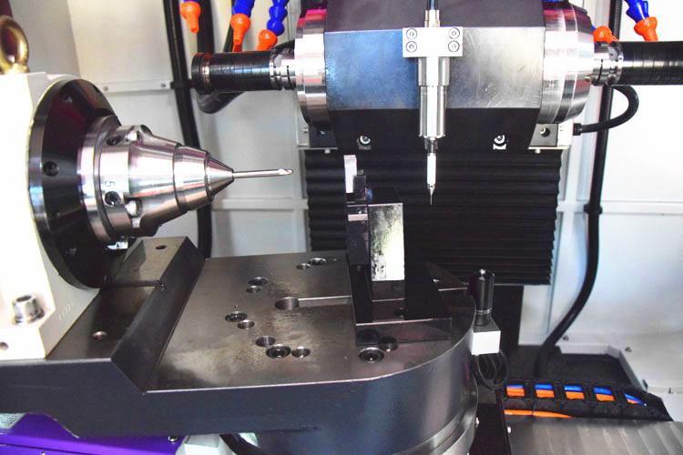 X5 5 Axis CNC Tool Grinding Machine
